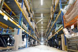 Lager Logistikpark