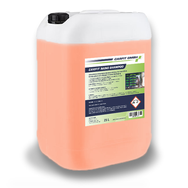 CARFIT Nano Shampoo