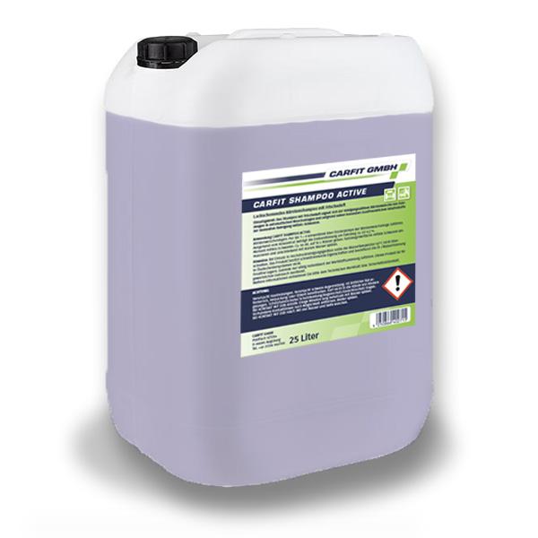 Carfit Shampoo active 25 Liter